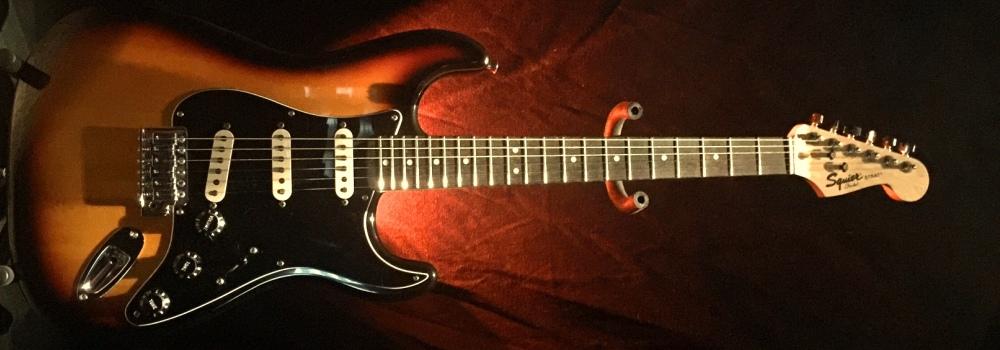 Rebuild Squier Strat – Artisan Stratocaster Revival