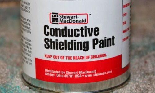 Conductive Shielding For Guitars