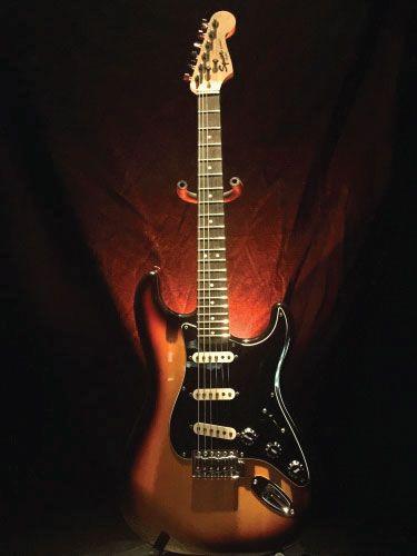 Guitar Setup Kennesaw GA