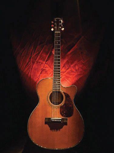 Guitar Setup Woodstock GA