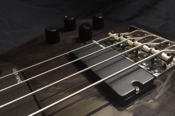 Bass Guitar Setup