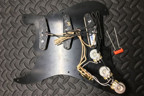 Guitar Electronics & Wiring Repair