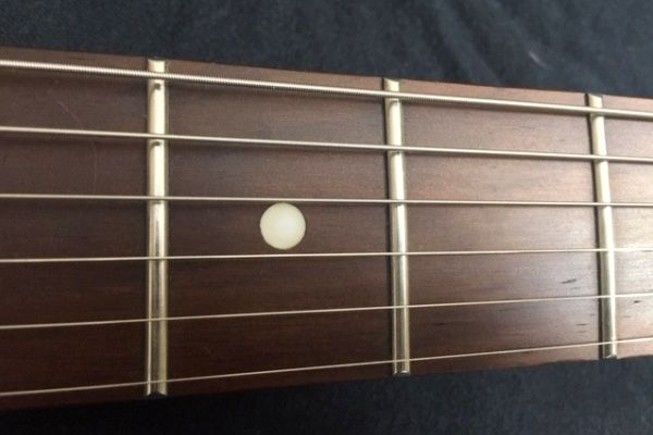 Fret Level, Crown & Polish