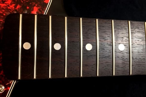 Fretboard Wood Conditioning & Repair
