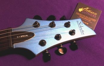 Guitar tuner repair, tuning machine heads replacement
