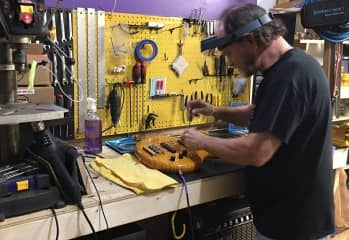 Luthiers for guitar woodworking in Kennesaw, Woodstock, Marietta, Acworth and nearby areas.
